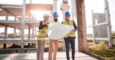 Un permis de construire par un architecte